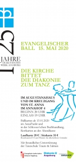 Flyer Evangelischer Ball